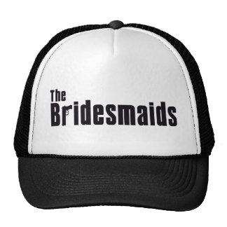The Bridesmaids Mafia Mesh Hat