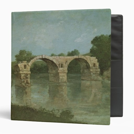 The Bridge at Ambrussum 3 Ring Binder