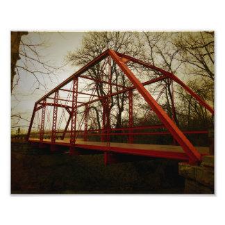 The Bridge at Arch Road Photo Print
