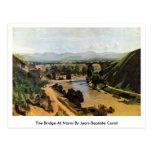 The Bridge At Narni By Jean-Baptiste Corot Post Cards