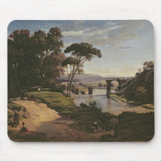 The Bridge at Narni, c.1826-27 Mouse Pad