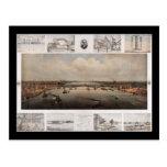 The bridge at St. Louis Missouri Post Cards
