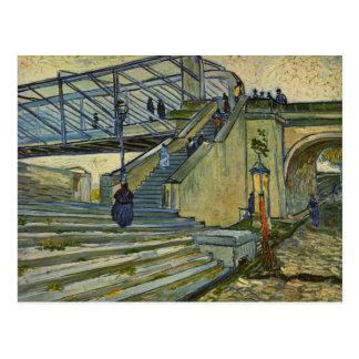 The Bridge at Trinquetaille by Van Gogh Postcard