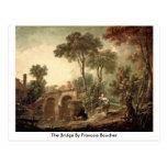 The Bridge By Francois Boucher Post Card