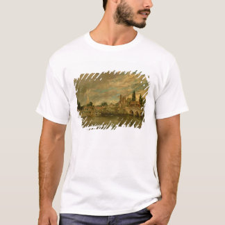 The Bridge of Harnham and Salisbury Cathedral T-Shirt