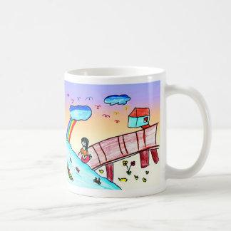 The Bridge of Hope  ( HIV / AIDS Charity ) Coffee Mug