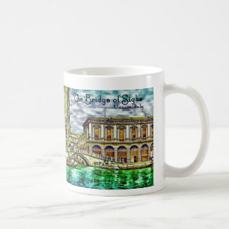 The Bridge of Sighs Classic White Coffee Mug