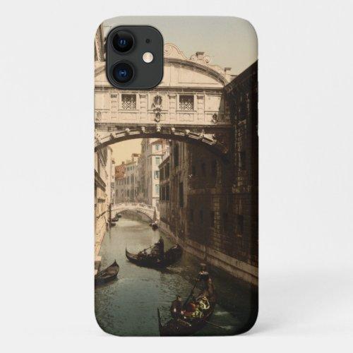 The Bridge of Sighs II, Venice, Italy Phone Case