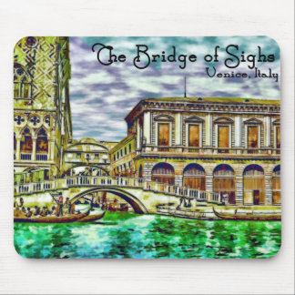 The Bridge of Sighs Mouse Pad