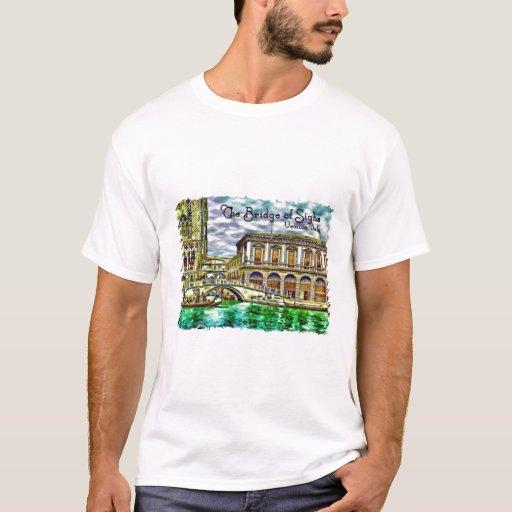The Bridge of Sighs T-Shirt