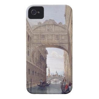 The Bridge of Sighs, Venice, engraved by Lefevre ( iPhone 4 Case