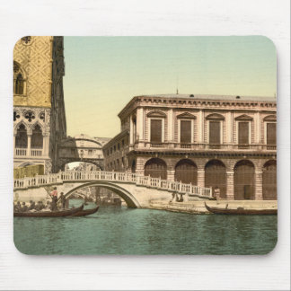 The Bridge of Sighs, Venice, Italy Mouse Pad