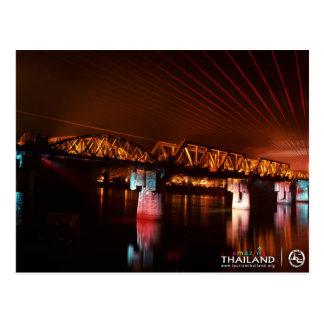 The Bridge of the River Kwai Postcard