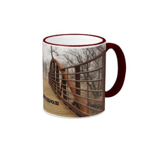 THE BRIDGE RINGER COFFEE MUG