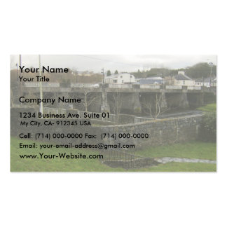 The Bridge Seen From Near The Spout (Old Town Wate Double-Sided Standard Business Cards (Pack Of 100)