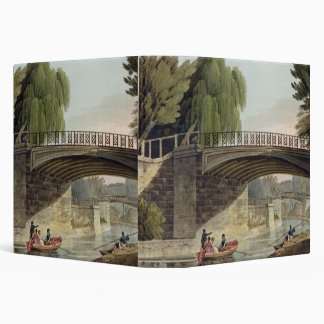 The Bridges over the Canal in Sydney Gardens, from Binder