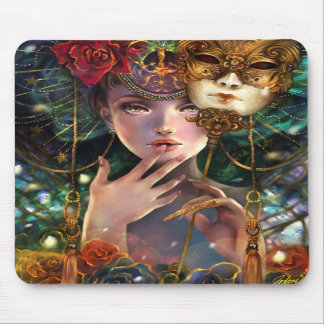 The Brief Glimpse Mouse Pad