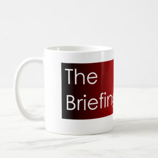 The Briefing Room Mug
