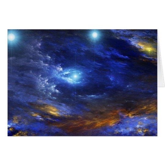 The Brighid Nebula -2009 Card