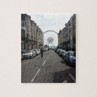 The Brighton Wheel in Brighton, UK Jigsaw Puzzles