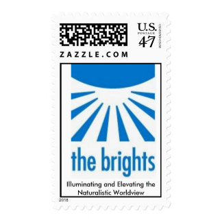 The Brights, Illuminating  the Naturalis... Postage