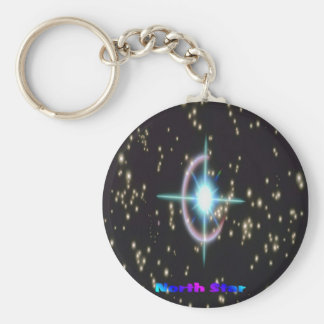 The brilliant North_Star keychain