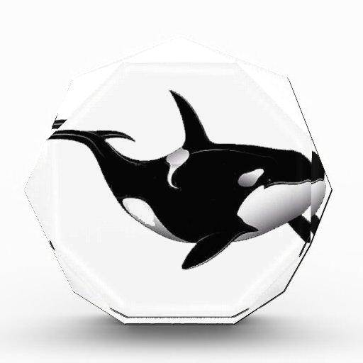 THE BRILLIANT ORCA AWARD