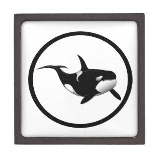 THE BRILLIANT ORCA PREMIUM TRINKET BOX