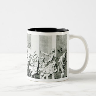 The Brilliants, 1801 Two-Tone Coffee Mug