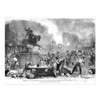 The Bristol Reform Riots Postcard