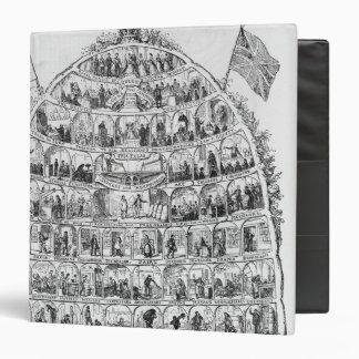 The British Beehive, 1867 3 Ring Binder