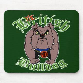 The British Bulldog Mouse Pad