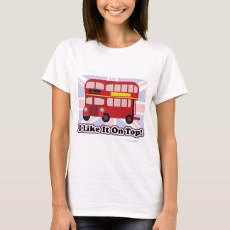 The British Bus T-Shirt