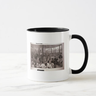 The British in Burmah Mug