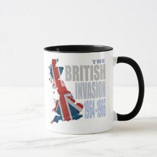 The British Invasion 1964-1966 Mug
