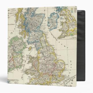 The British Isles 2 Vinyl Binders