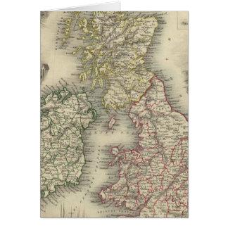 The British Isles Card