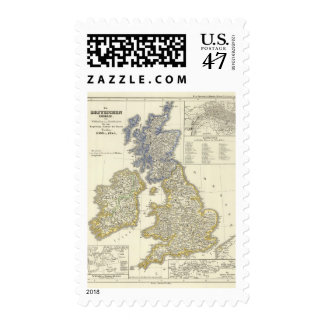 The British Isles from 1066 to 1485 Postage