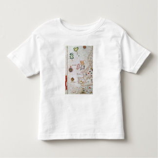The British Isles, Iberia and Northwest Africa Toddler T-shirt