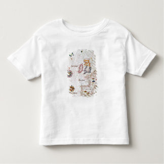 The British Isles, Iberia and Northwest Africa Toddler T-shirt