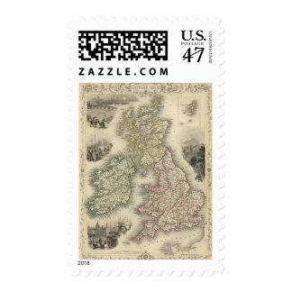The British Isles Postage