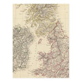 The British Isles Postcard