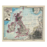The British Isles Posters