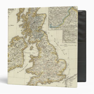 The British Isles since 1485 Vinyl Binder