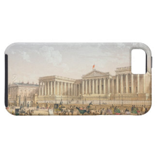 The British Museum, c.1862 (colour litho) iPhone SE/5/5s Case
