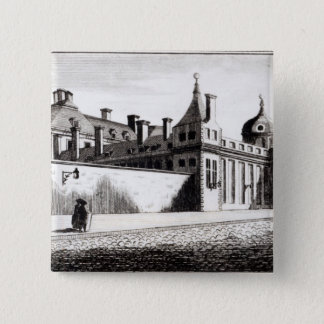 The British Museum in Great Russell Street Pinback Button