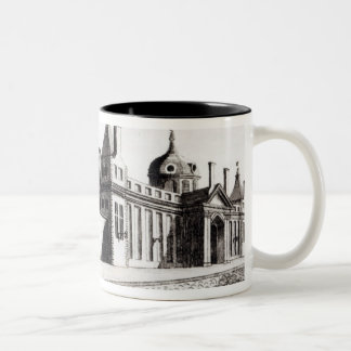 The British Museum in Great Russell Street Two-Tone Coffee Mug