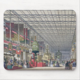 The British Nave of the Great Exhibition, 1851 (co Mouse Pad