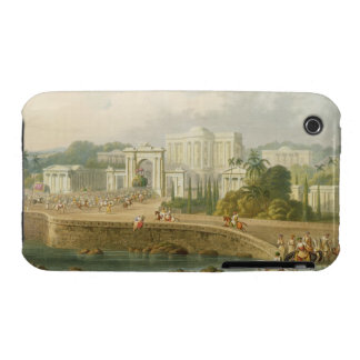 The British Residency at Hyderabad in 1813, from V iPhone 3 Case