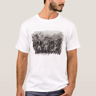 The British Surrendering their Arms T-Shirt